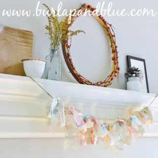 pottery barn-inspired decorative ledge-a tutorial