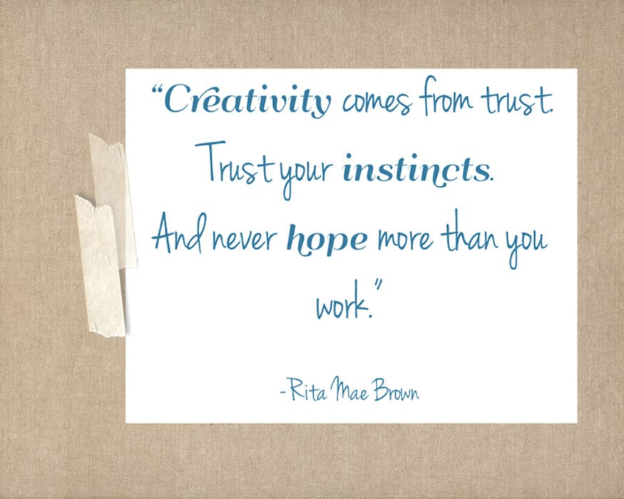 Pinterest Quotes About Creativity: DIY Crafts