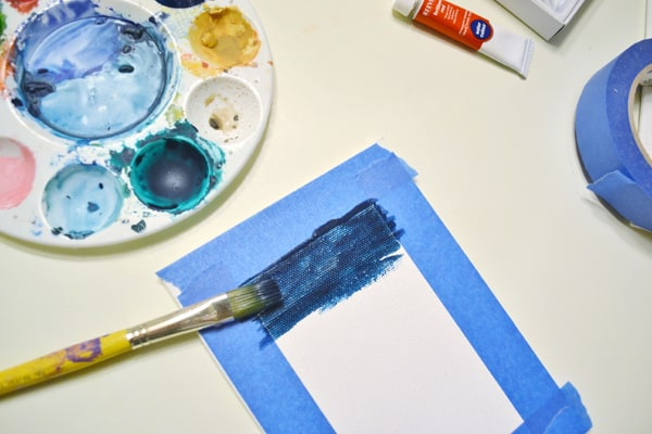 Make Watercolor Art