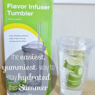 the easiest way to stay hydrated this summer