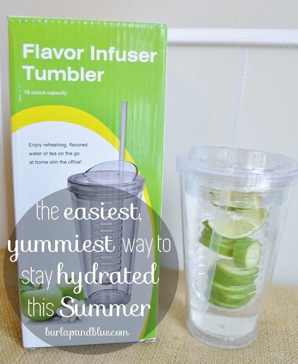 flavor infuser tumbler
