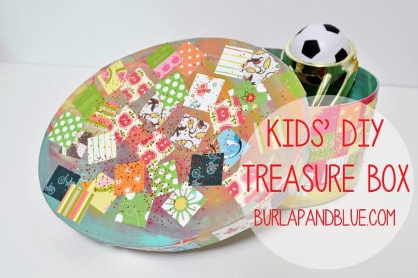 kids treasure box