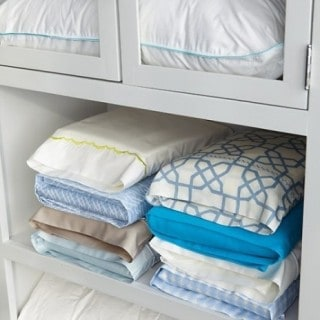store sheets