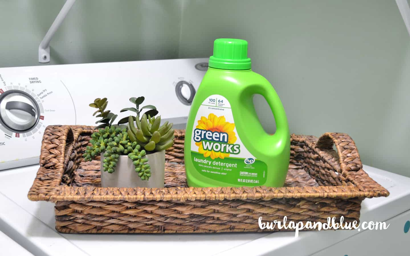 cleaning green