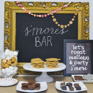 s'mores ideas