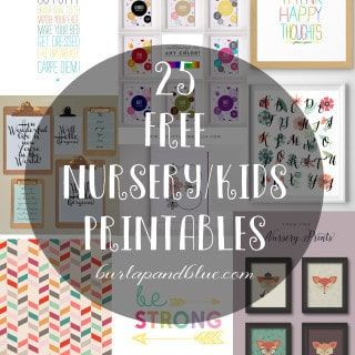 free printables {for the kids}