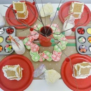 diy gingerbread houses