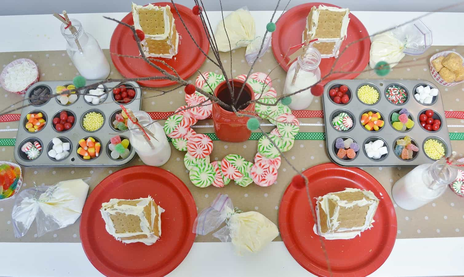 diy gingerbread houses