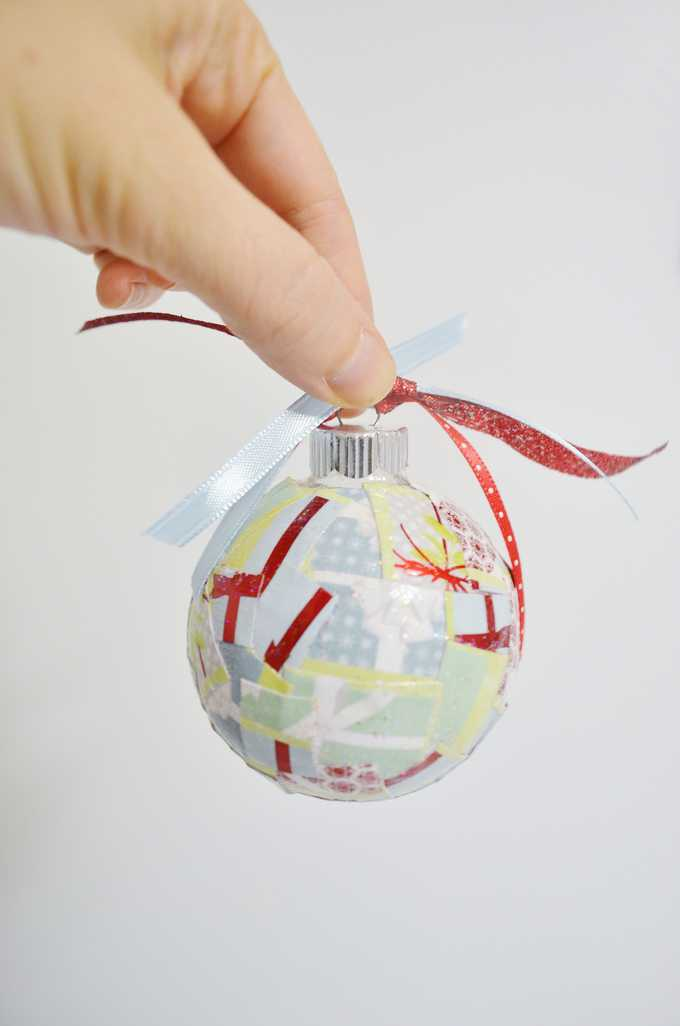 DIY Christmas Ornaments 2