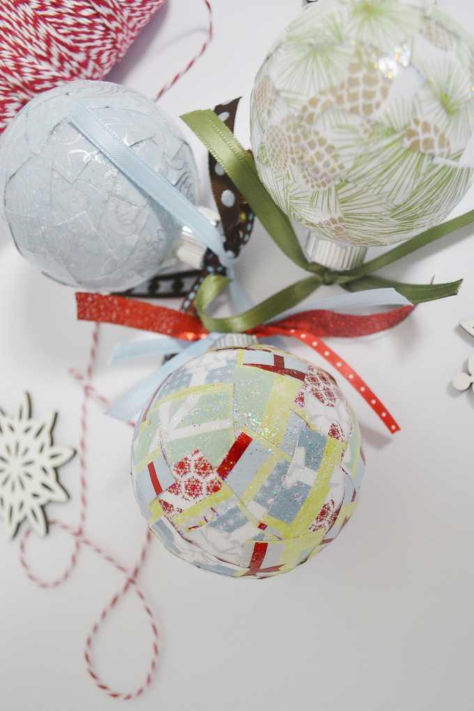 DIY Christmas Ornaments 8