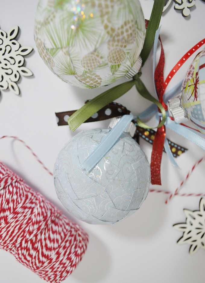 DIY Christmas Ornaments 10