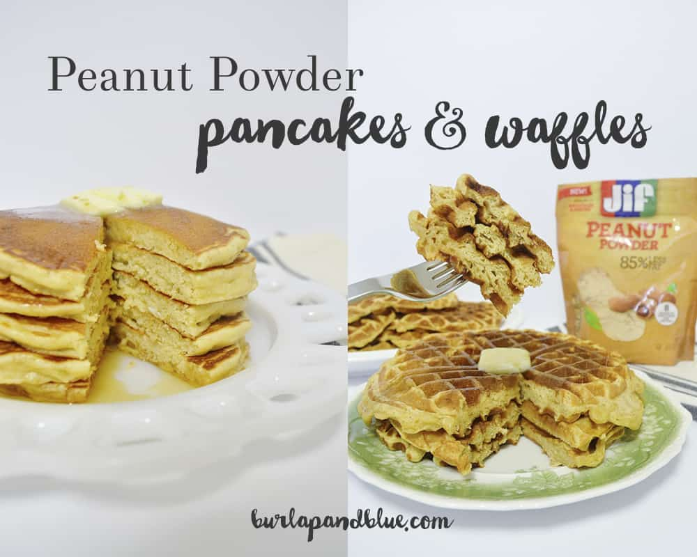 peanut powder recipes