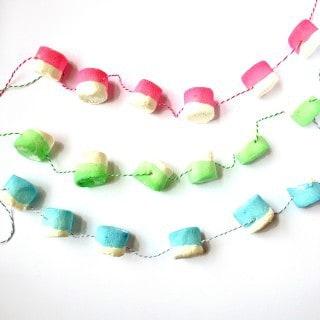 marshmallow crafts