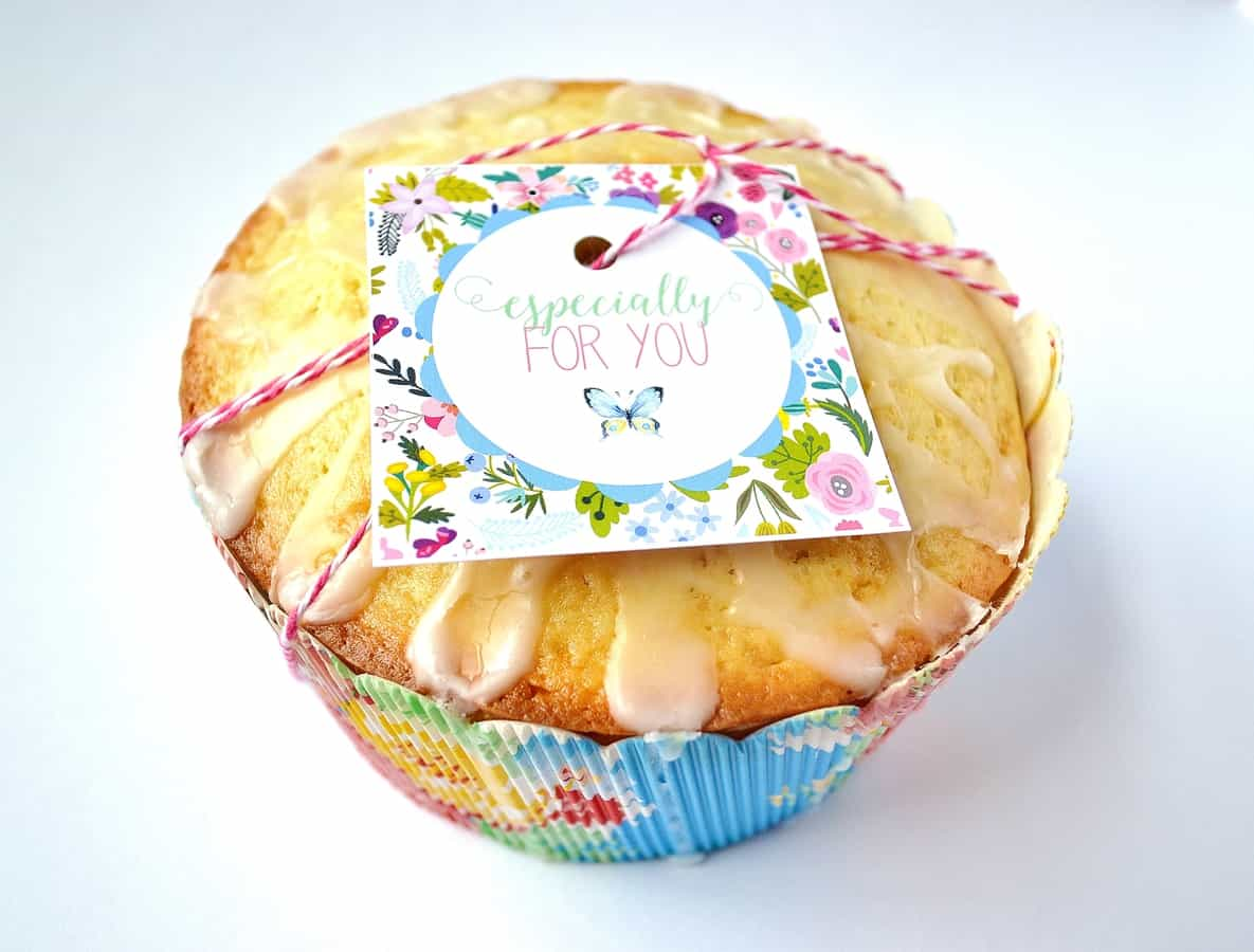 Lemon cake recipe printable gift tags lemon cake recipe negle Gallery