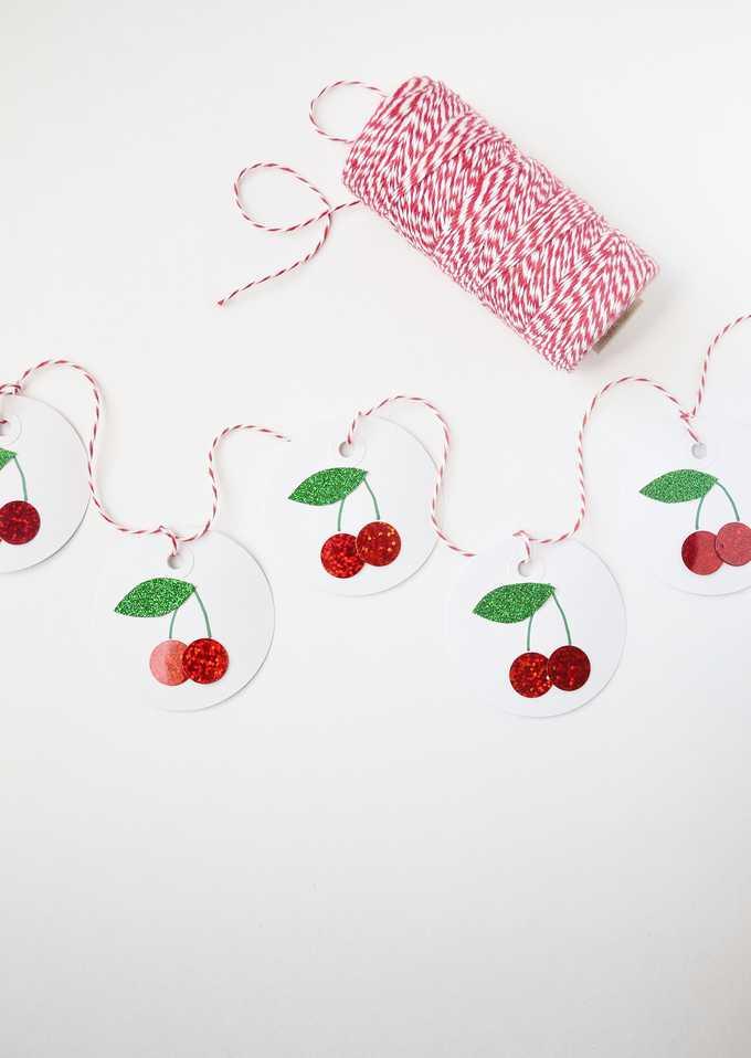 cherry decor