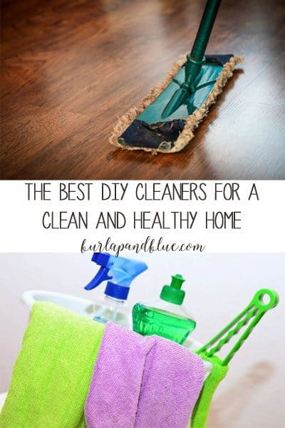 diy cleaners for your home