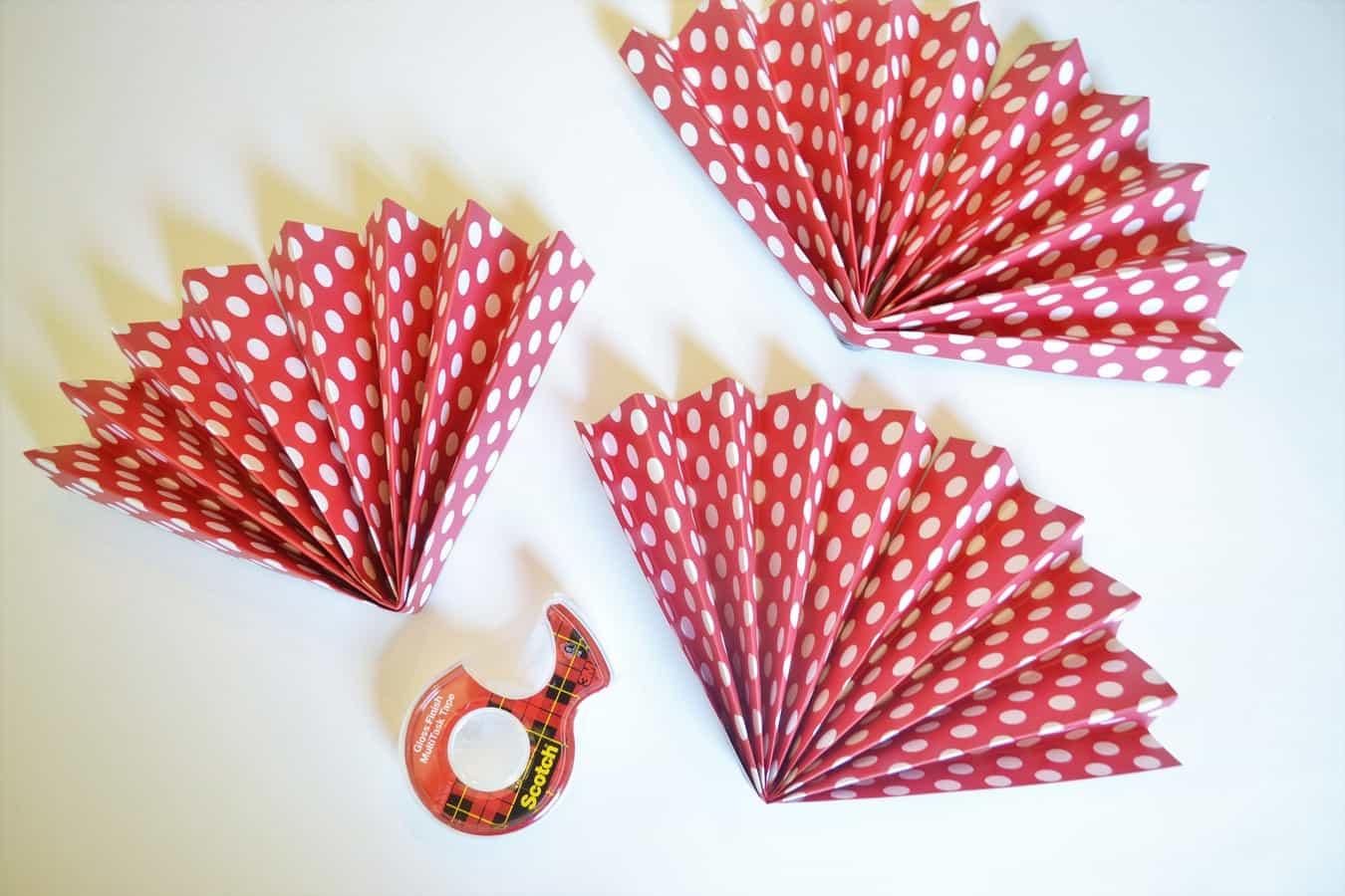 paper rosettes 7
