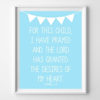 for this child print