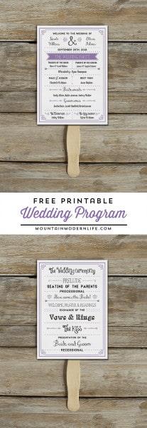 free-printable-diy-vintage-rustic-wedding-program-template-mountainmodernlife.com_