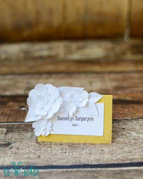 tikkido-craft-lightning-wedding-seating-card-6