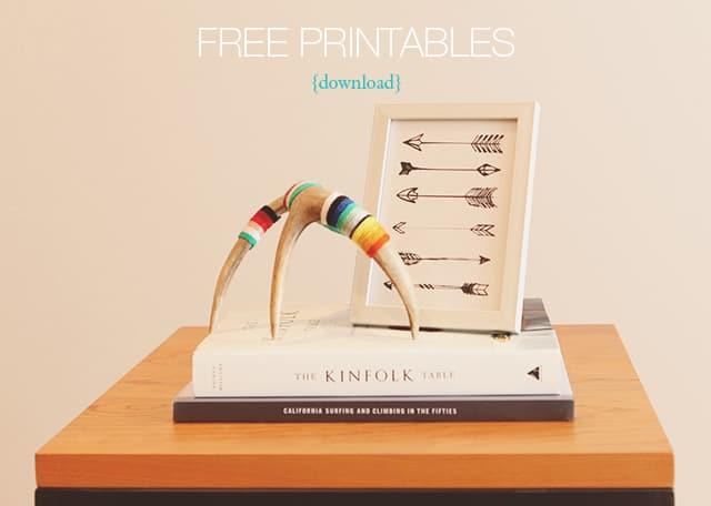 Free Nursery Printables 11