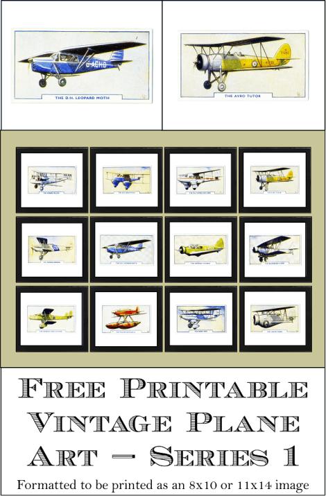 Free Nursery Printables 8