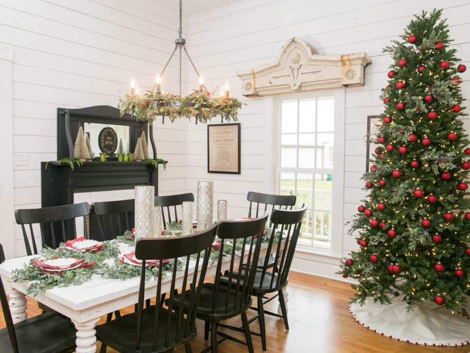 Farmhouse Christmas Decor 14