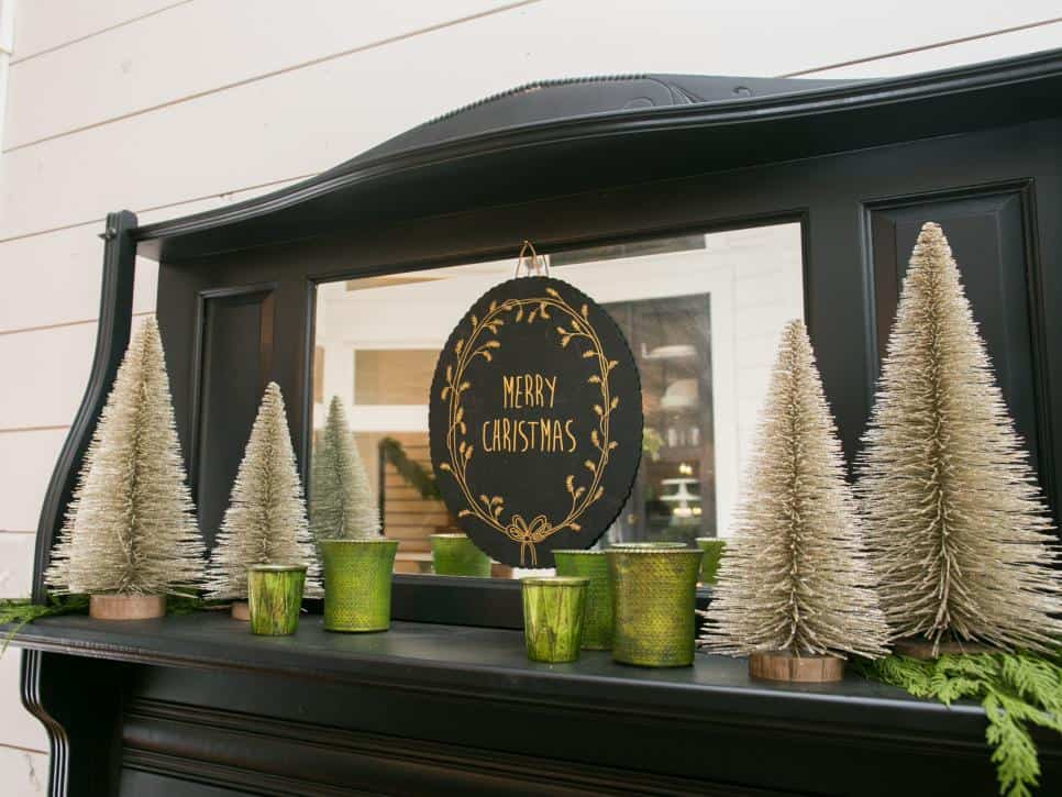 fixer upper holiday decor