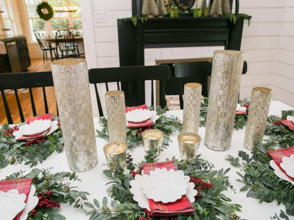 Farmhouse Christmas Decor 12