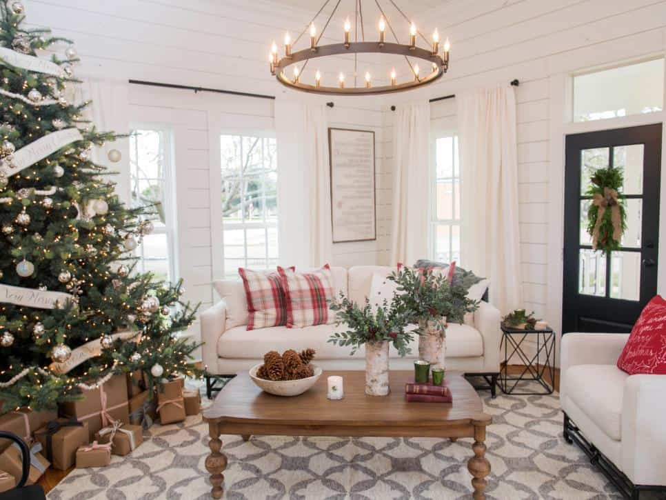 Farmhouse Christmas Decor 3