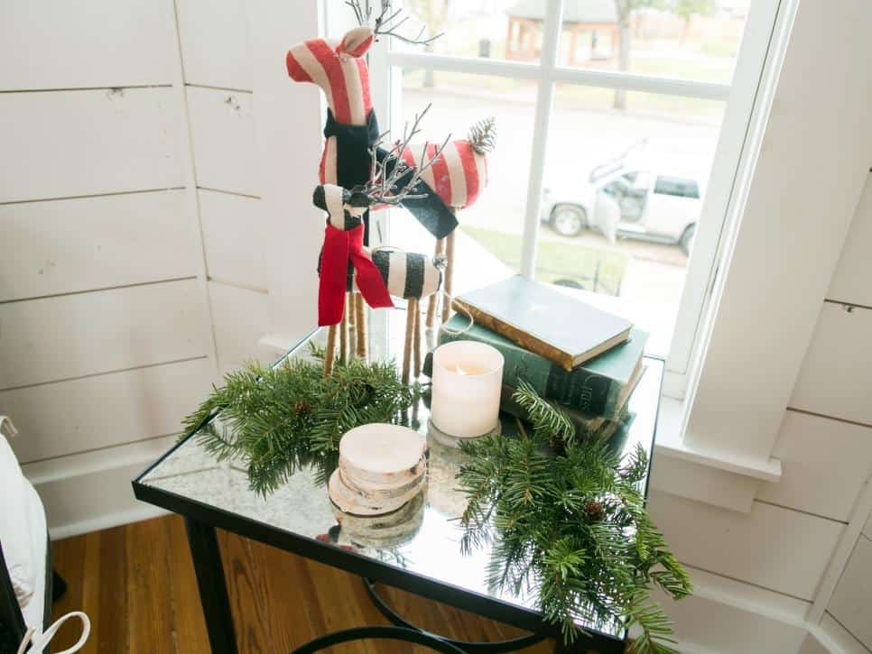 Farmhouse Christmas Decor 4