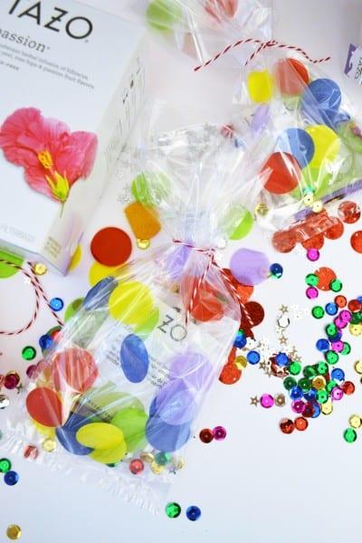 confetti bags diy