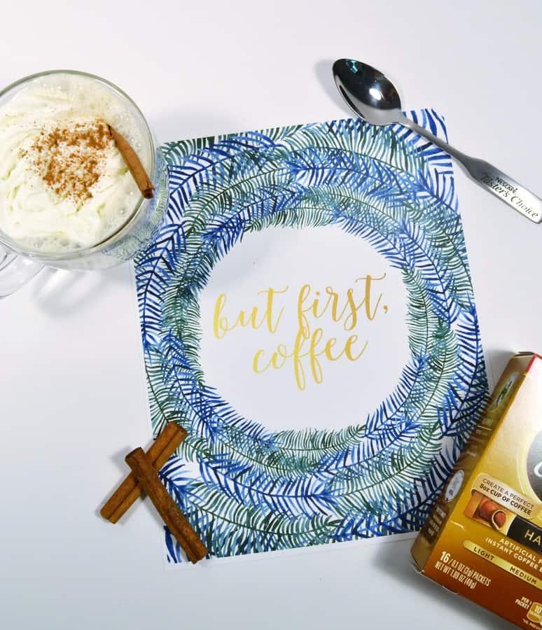 coffee printables