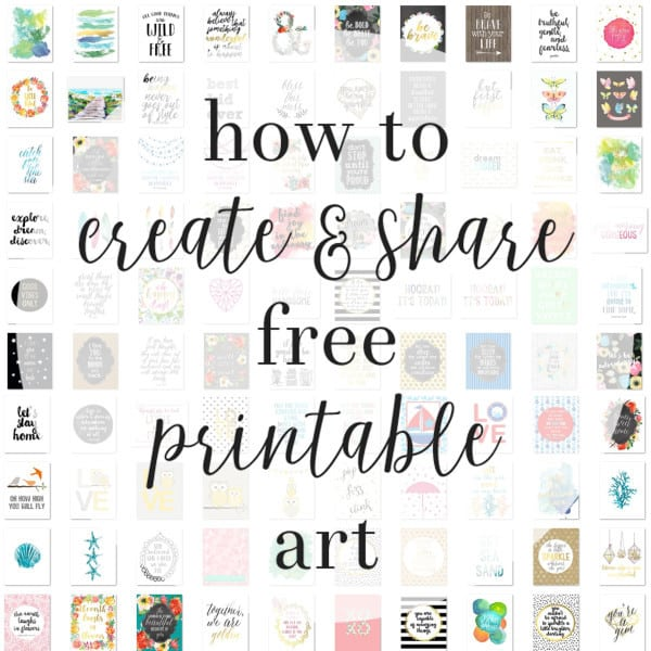 graphic about How to Create a Printable referred to as how in direction of acquire cost-free printables