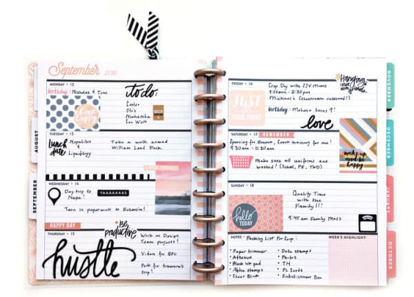 Plan Your Wedding Me My Big: Free Happy Planner Printables (Organize Your Life In The