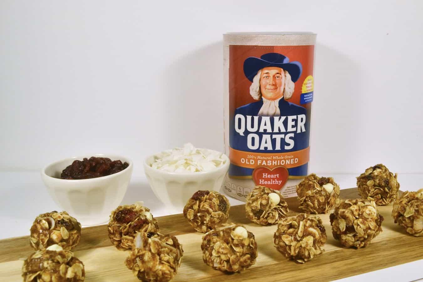 Tour Quaker Oats