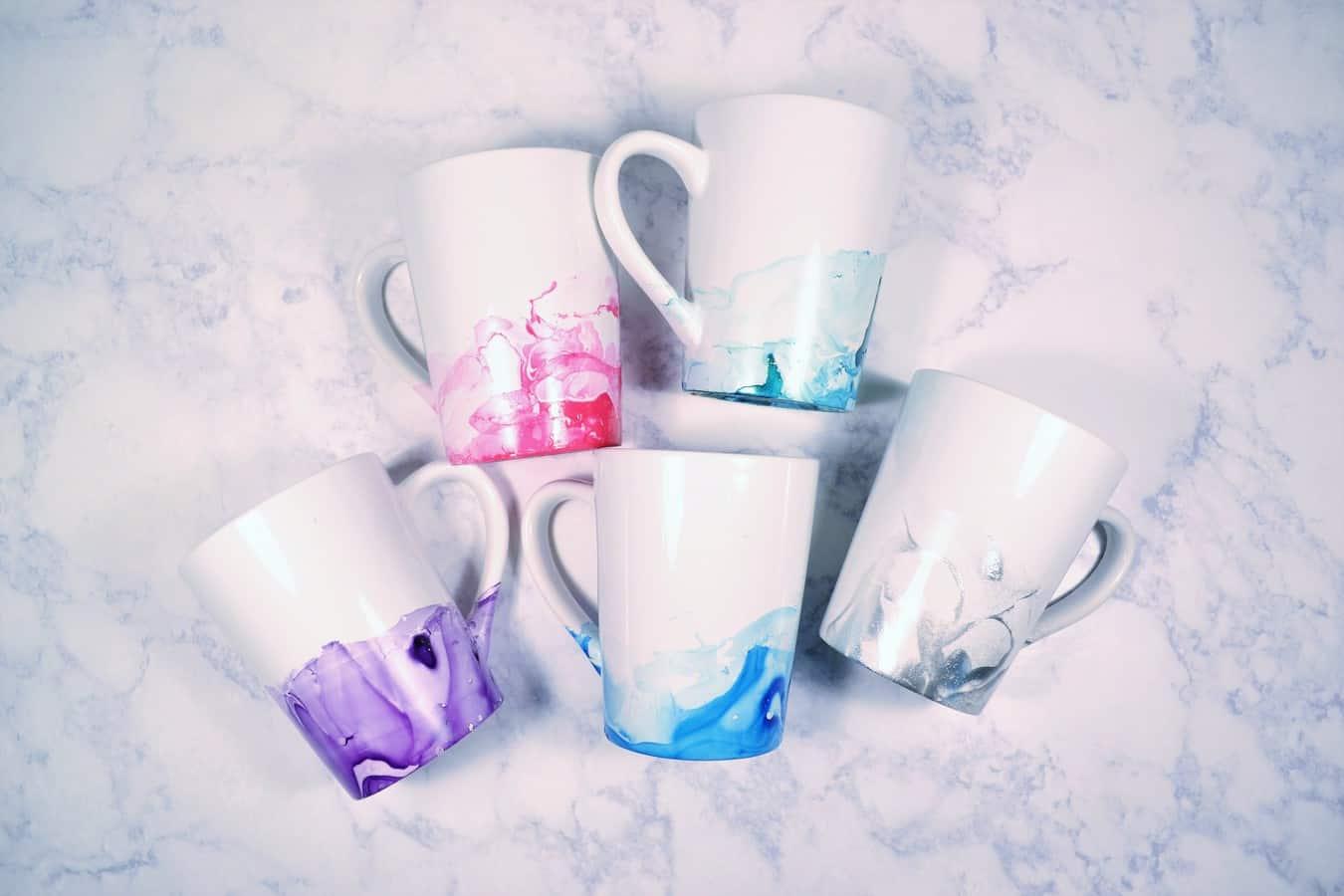 Nail Polish Mugs 7