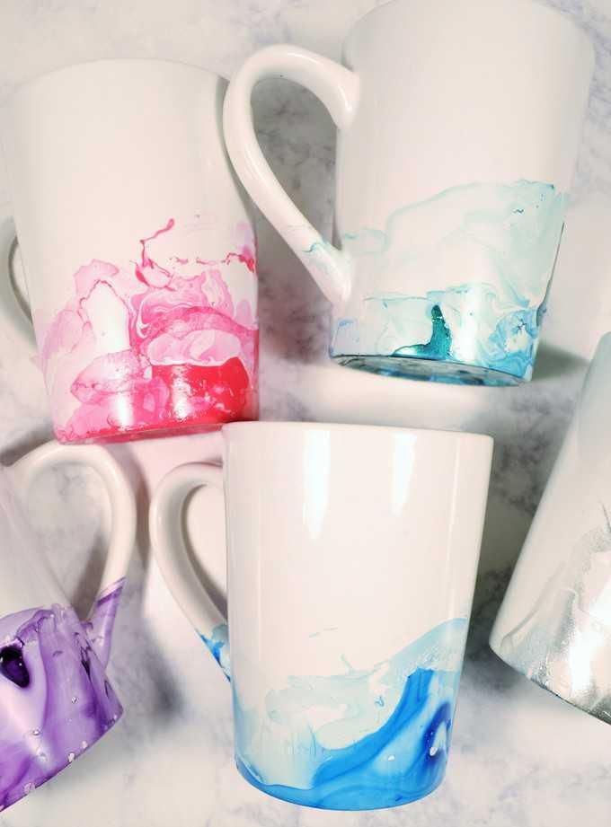 Nail Polish Mugs 8