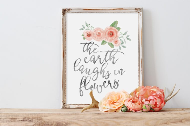 fixer upper printables