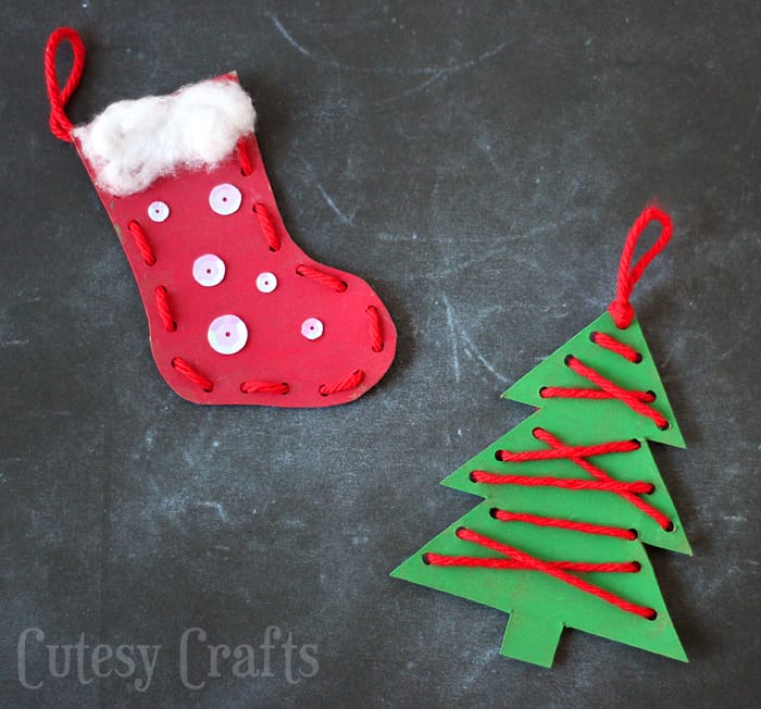 christmas crafts kids 16