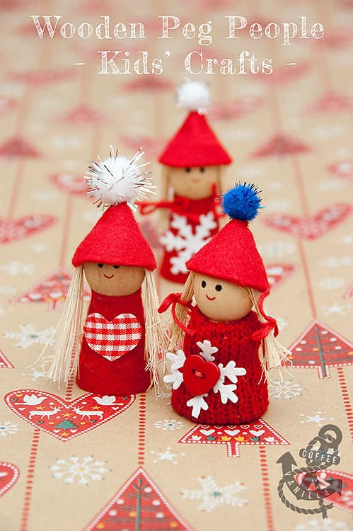 christmas crafts for kids 19