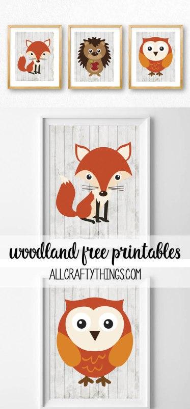 Free Nursery Printables 4