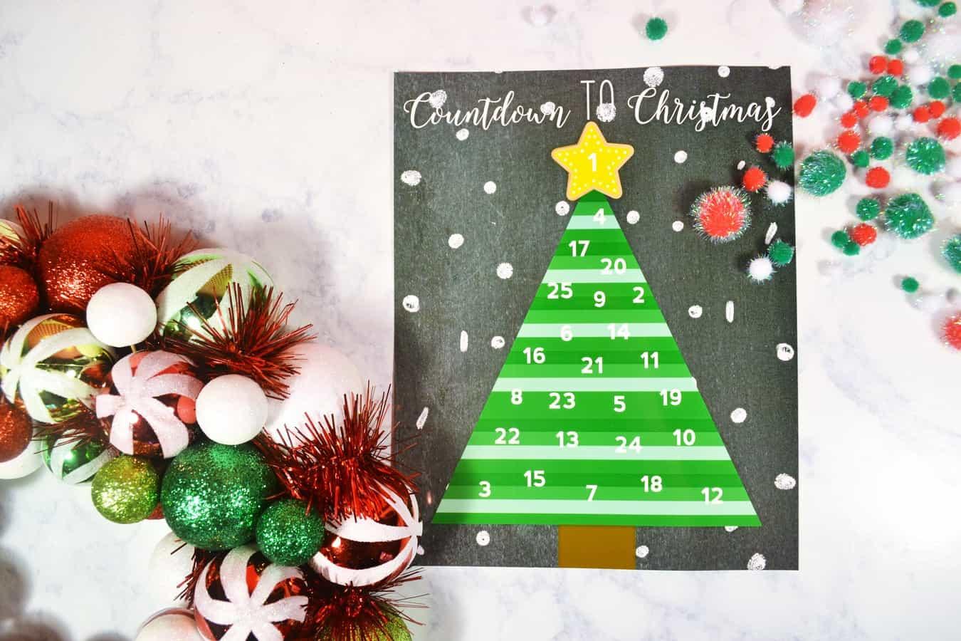 Advent Calendar Ideas 2