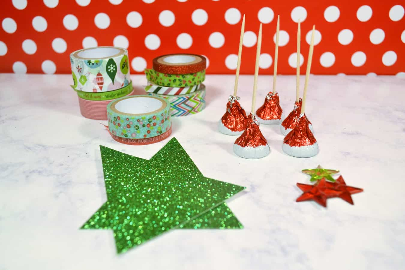 Make Paper Christmas Trees 2