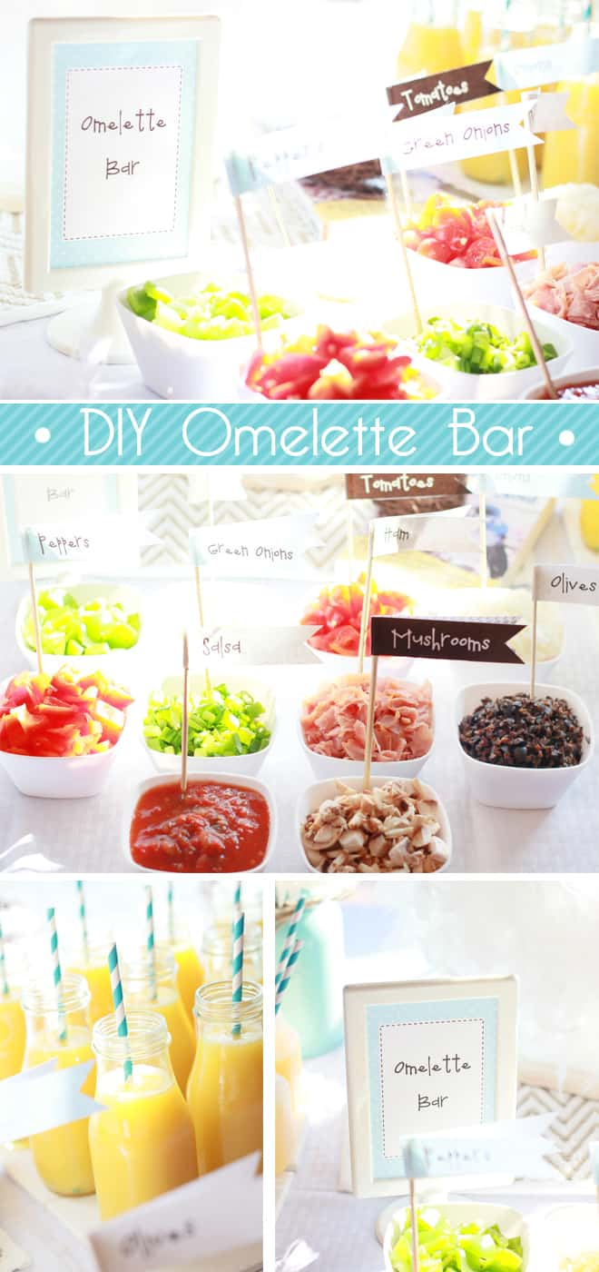 diy food bar