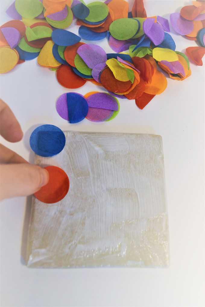 How to Make Coasters 4