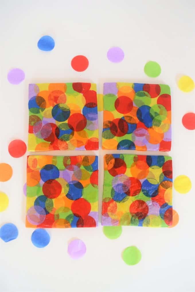 How to Make Coasters 5