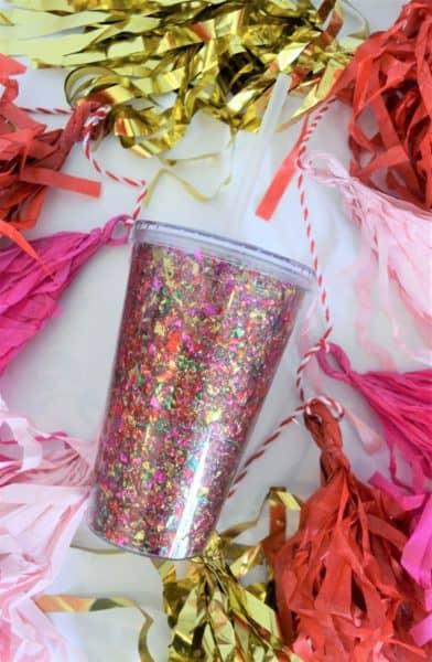 easy confetti craft