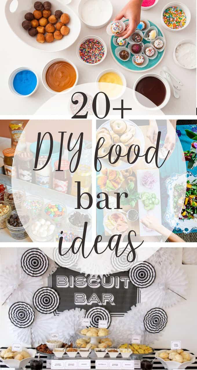 birthday party food ideas