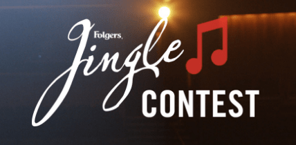 folgers jingle contest